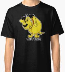 MUTTLEY FUNNY T SHIRTS T-SHIRTS WACKY RACES CARTOON ANT HILL MOB Hanna Barbera Classic T-Shirt