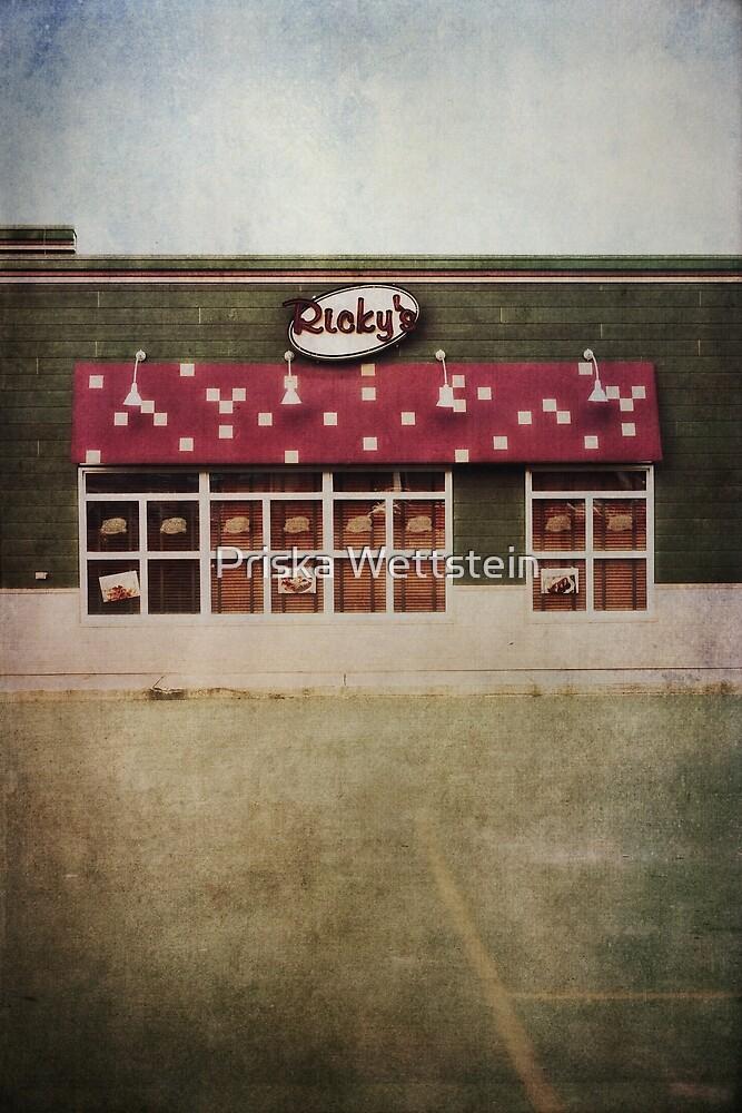 Ricky's by Priska Wettstein
