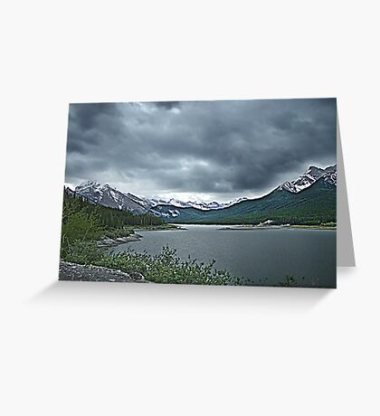 A Wilderness Moment Greeting Card