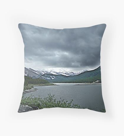A Wilderness Moment Throw Pillow