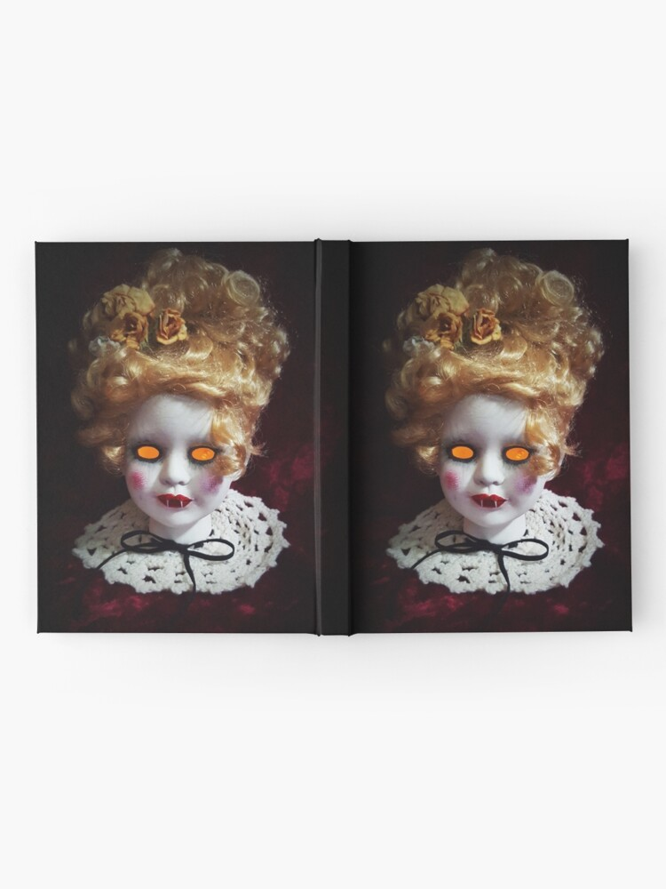 Alternate view of Vampire Doll  Hardcover Journal