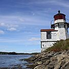 Squirrel Point Light by Sevastra