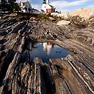 Pemaquid Point Light by Sevastra