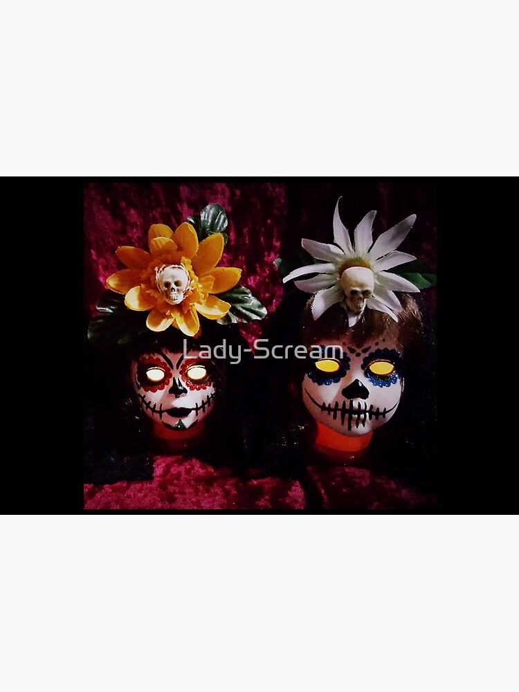 Day Of The Dead Dolls ~ Lady Scream by Lady-Scream