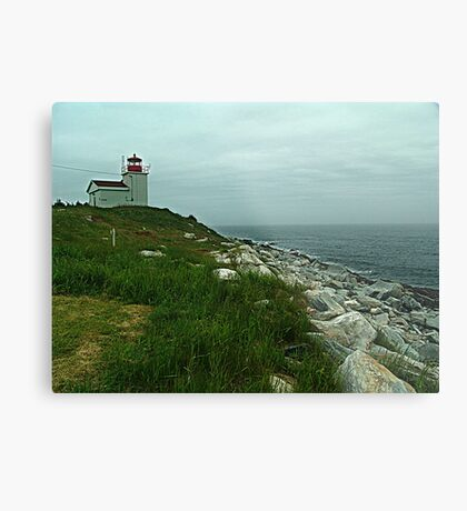 Port Bickerton Lighthouse Metal Print
