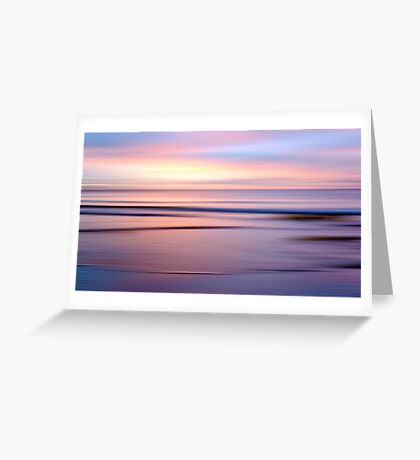 Etty Bay sunrise Greeting Card