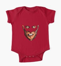 A Hero's Mask Kids Clothes