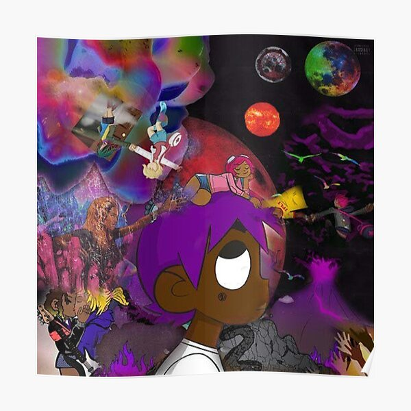 Lil Uzi Vert vs The World Music Poster