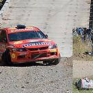 Don't Ask Me What Happened! WRC Rally Australia 2011 by Adrian Paul