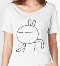 Tuzki 2 - I'm so Happy! Women's Relaxed Fit T-Shirt