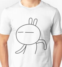 Tuzki 2 - I'm so Happy! Unisex T-Shirt