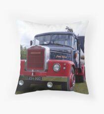 Highwayman Throw Pillow