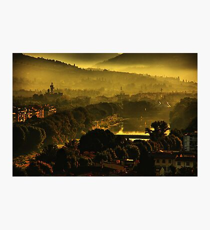 Italian Morning Photographic Print