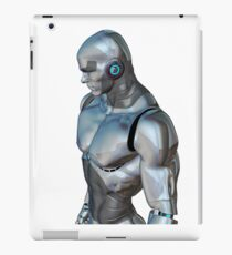 Robotic Man Oblique iPad Case/Skin