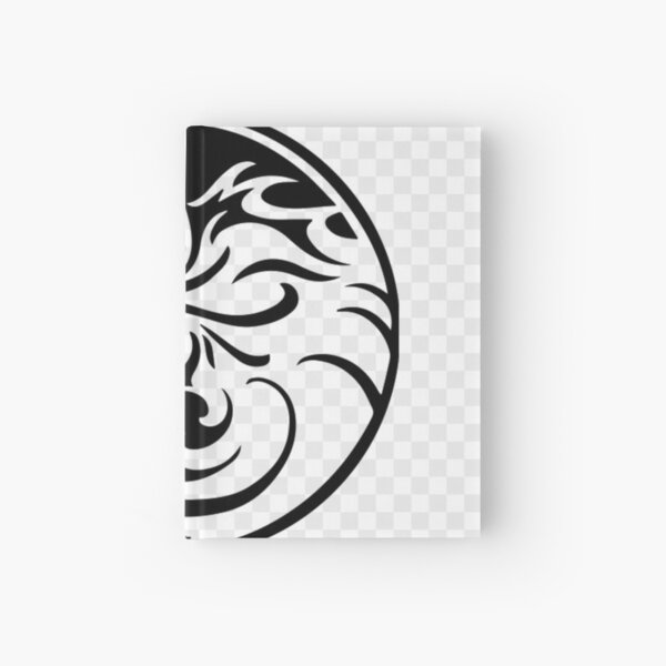 Wolf Hardcover Journal