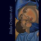 Italo Cretan Art (Moter-Love) by marinella