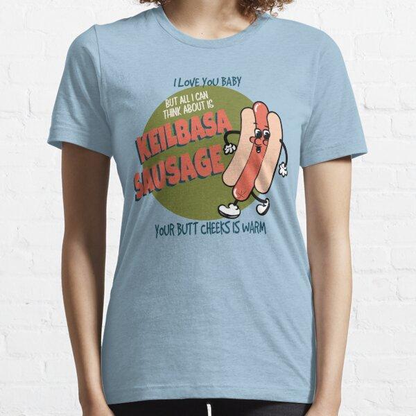 Kielbasa Sausage Lyrics Tenacious D  Essential T-Shirt