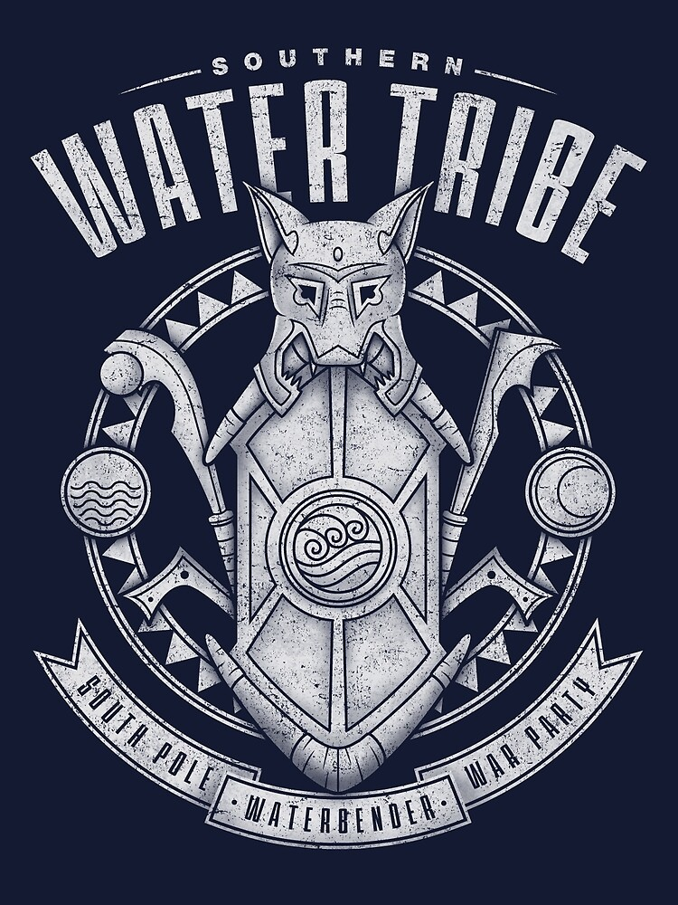Avatar Southern Water Tribe by Adho1982