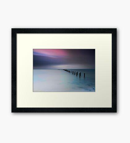 Soothing Springs Framed Print