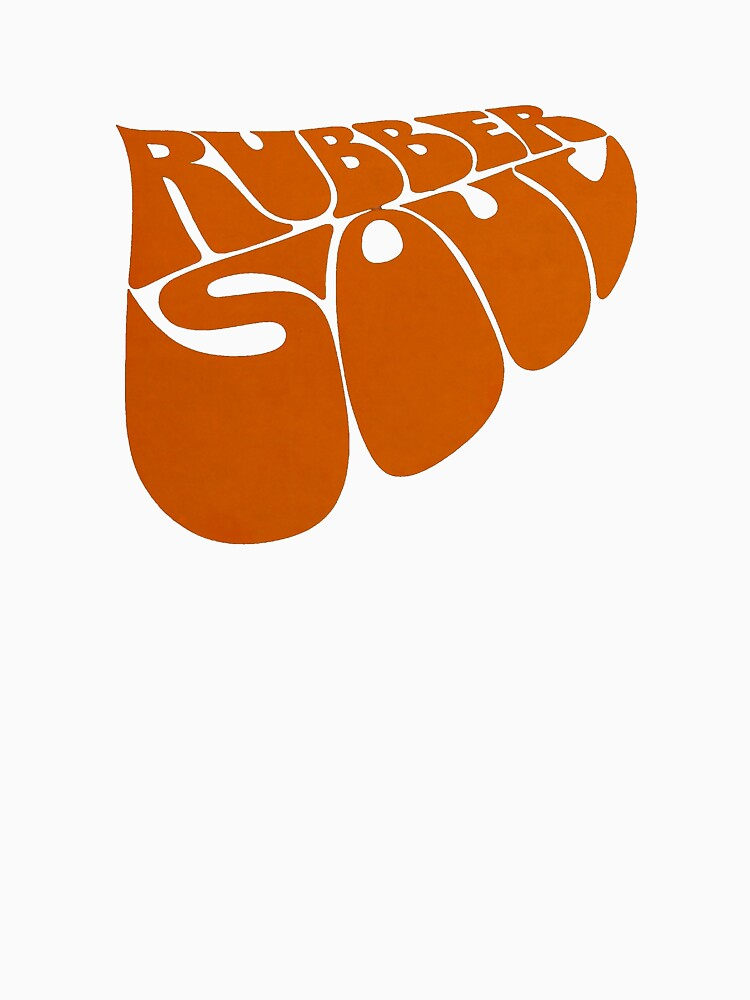 [HIGH QUALITY] Rubber Soul Logo by Xelfeer