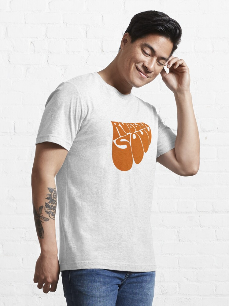 Alternate view of [HIGH QUALITY] Rubber Soul Logo Essential T-Shirt