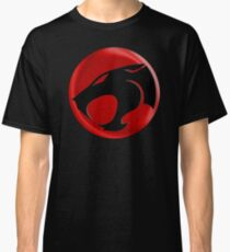 AVAILABLE SIZES S TO XXL, THUNDERCATS (BLACK)! Mens funny t-shirt Classic T-Shirt