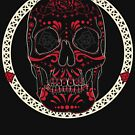 Crimson Calavera by Todd3point0
