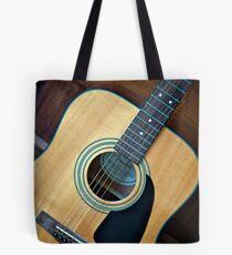 Acoustic Tote Bag