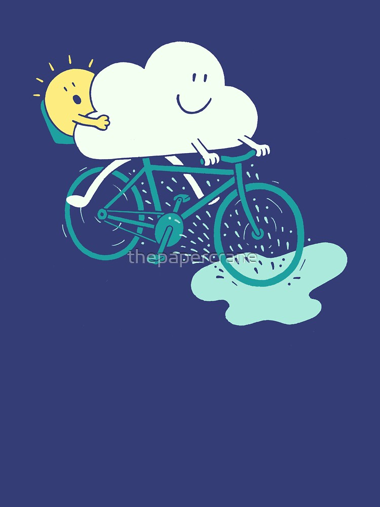Weather Cycles | Unisex T-Shirt