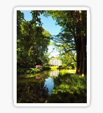 Arboretum de la Vallee-aux-Loups Sticker