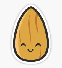 Cute Almond Sticker