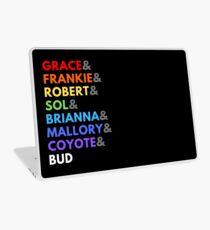 Grace & Frankie Pride Laptop Skin