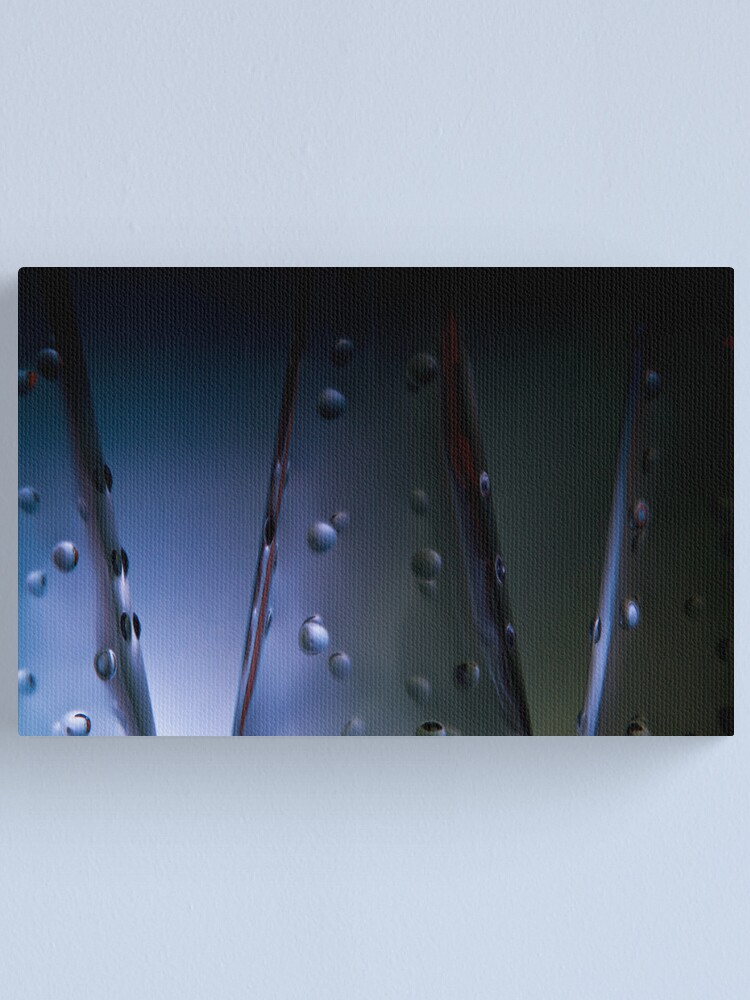 Alternate view of Ode to glass (6) Canvas Print