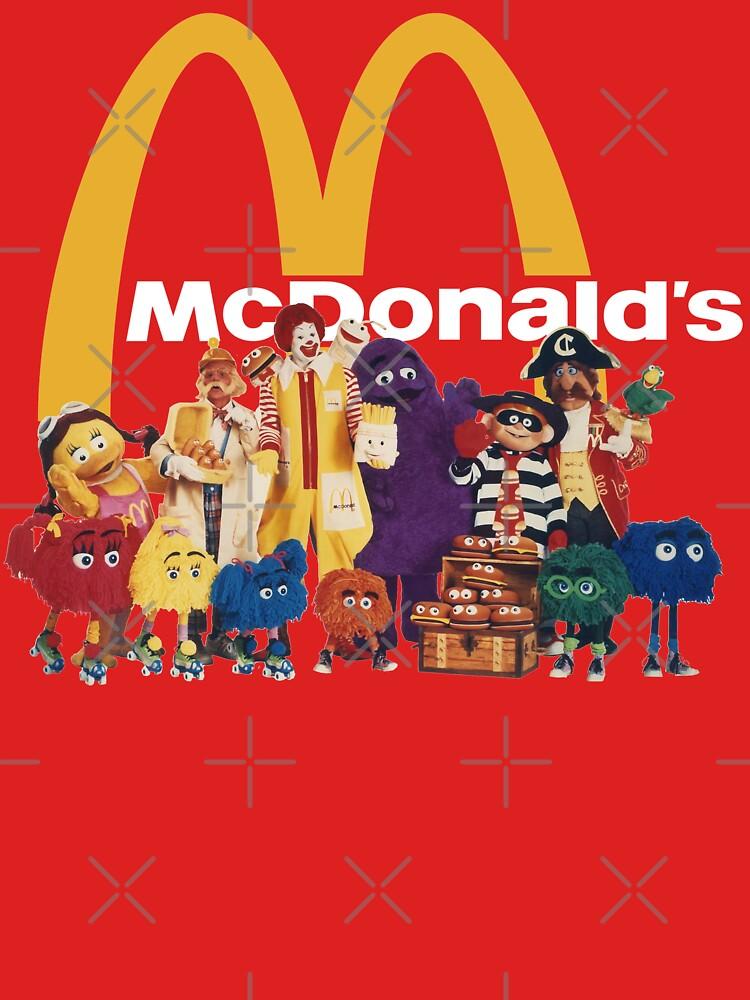 McFriends! by SoCalKid