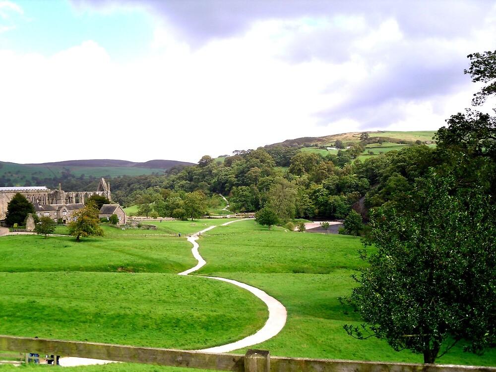 Bolton Abbey by Ian Lyall