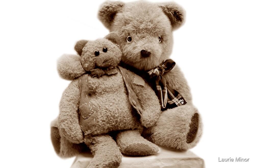 Binkley & Friend by Laurie Minor