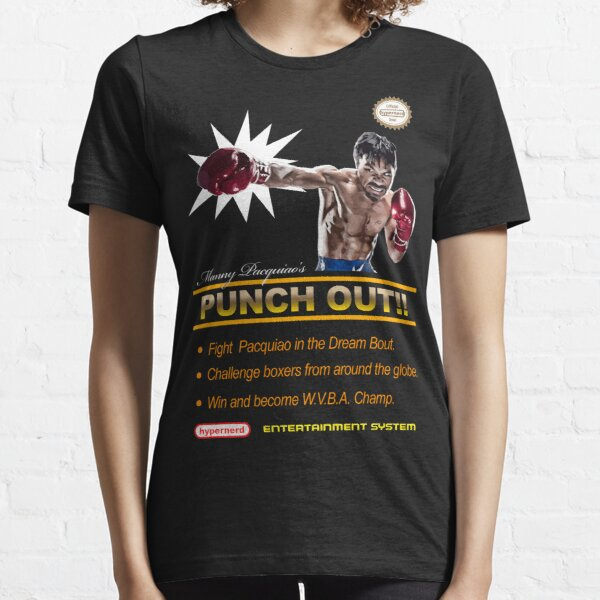 MP's Punch Out! Essential T-Shirt
