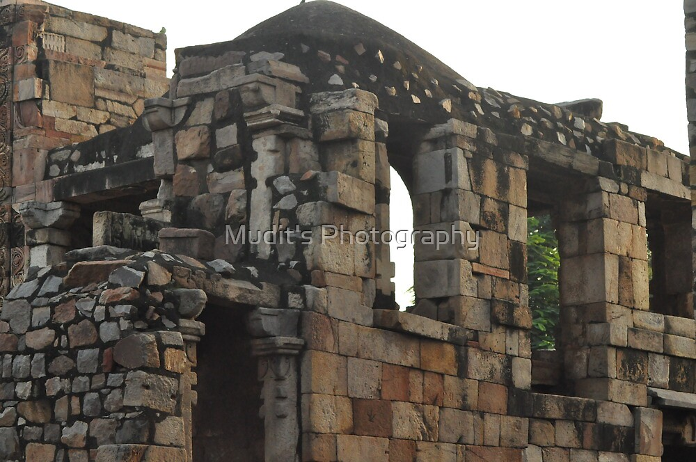 Ruins of Mughal Dynasty by Mudit's Photography