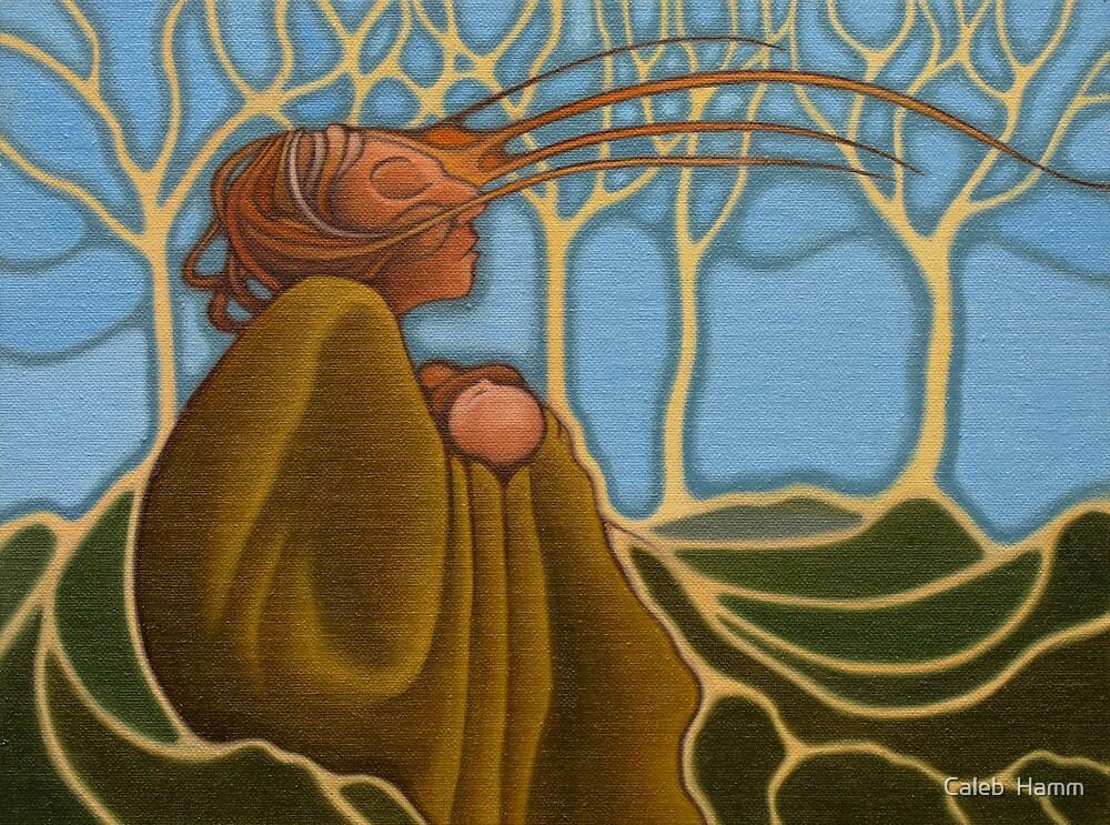 Maternal Reverie by Caleb  Hamm
