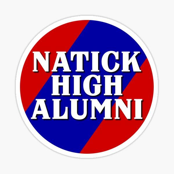 Natick High Alumni Sticker