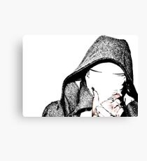 The Gimp Canvas Print