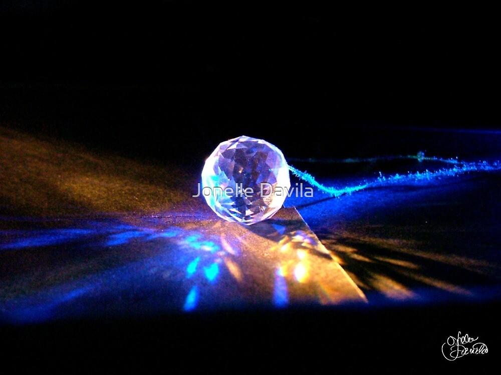 Crystal Refection by Jonelle Davila