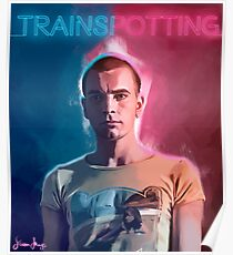 Trainspotting - Renton Poster