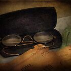 Optometrist - Glasses for Reading  by Michael Savad