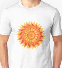 Firery Dahlia T-Shirt