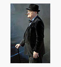 'Churchill' Photographic Print