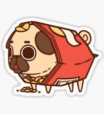 Puglie Chips Sticker