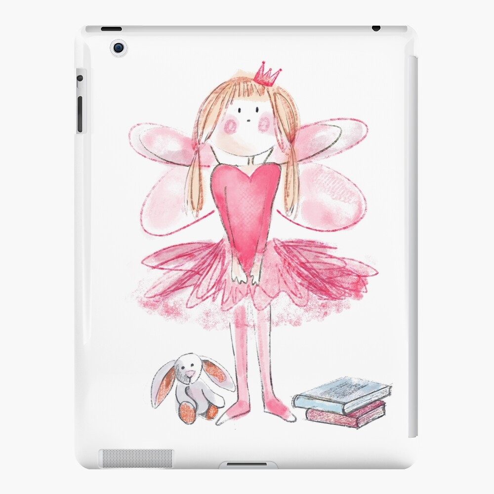 Fairy dress iPad Case & Skin