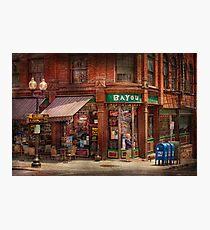 Store - Albany, NY - The Bayou Photographic Print