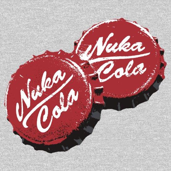 TShirtGifter presents: Nuka Cola Bottle Caps